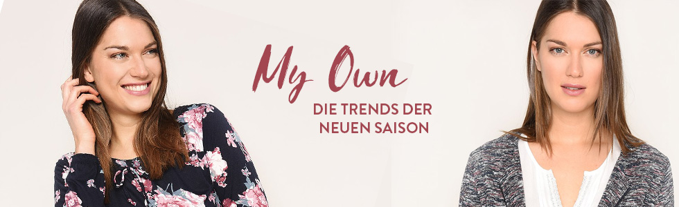 My Own - die neue Kollektion