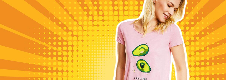 Pop-Art Shirts