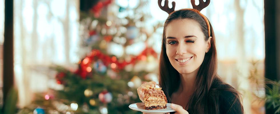 Weihnachtsdesserts