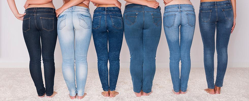 Schicke Jeans für jeden Anlass