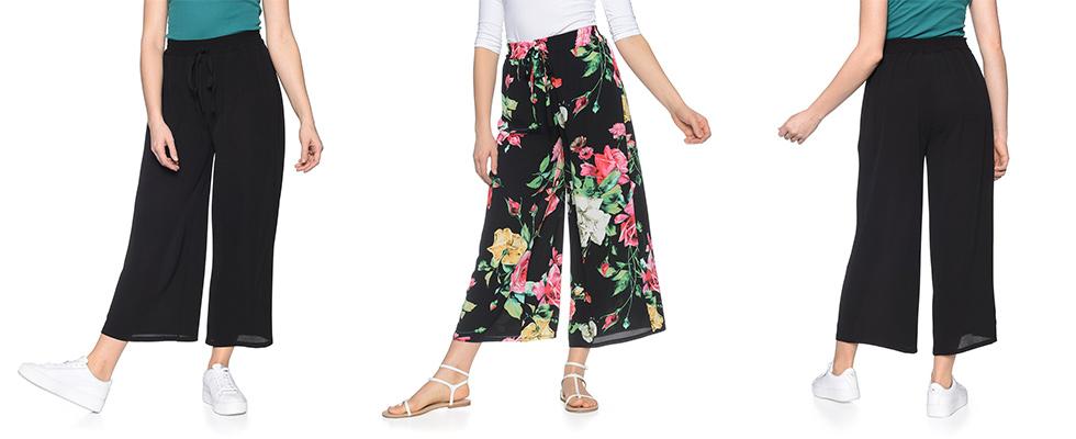 Hosen für kurvige Frauen