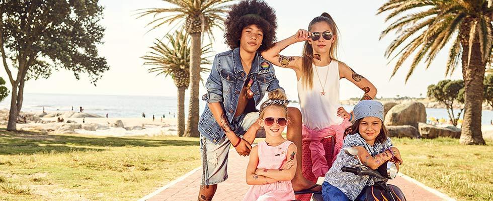 Sommerlooks für Kinder