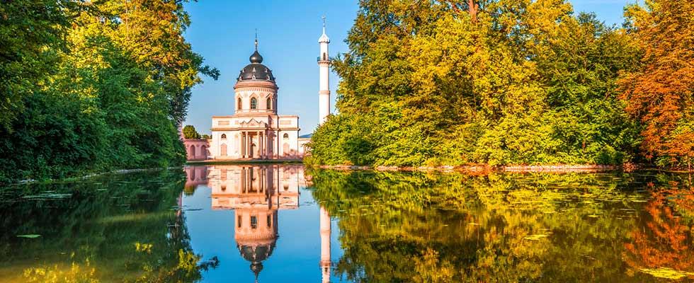 Radtour um Mannheim
