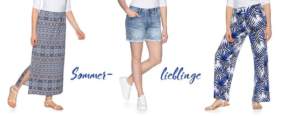 Sommerlieblinge Styling-Tipps