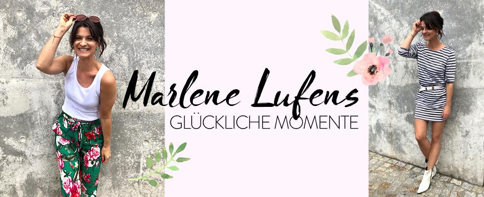 Marlene Lufens glückliche Momente
