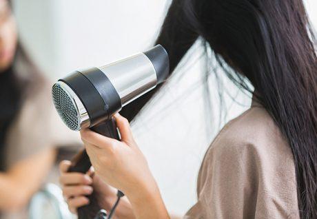 Tricks für glänzende Haare
